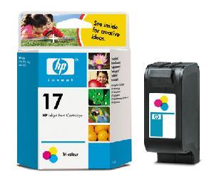 Atrament HP C6625A,15ml f.#17