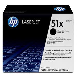 Toner HP Q7551X, LJ P3005