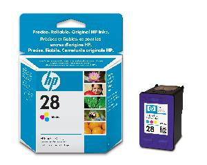 Atrament HP C8728A,  8ml far.