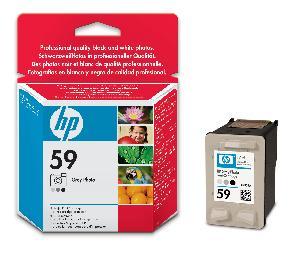 Atrament HP C9359A, 17ml sivá