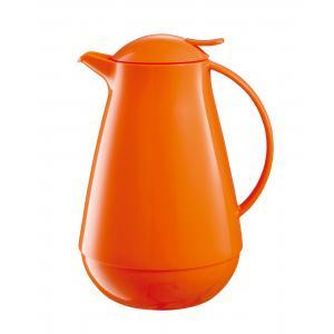 Termoska plastová FAMILY COLORI 1l oranžová