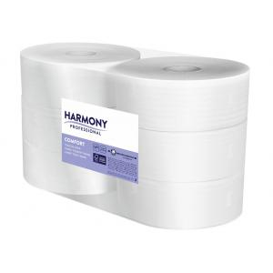 Toaletný papier 2-vrstvový Harmony Comfort Jumbo 26cm, návin 360m