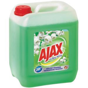 Ajax na podlahy Floral Fiesta 5l Spring Flowers (zelený)