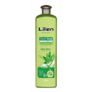 Tekuté mydlo krémove Lilien 1l Aloe vera