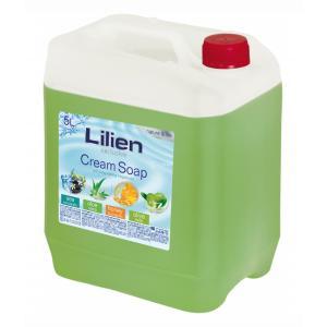 Tekuté mydlo krémove Lilien 5l Aloe vera