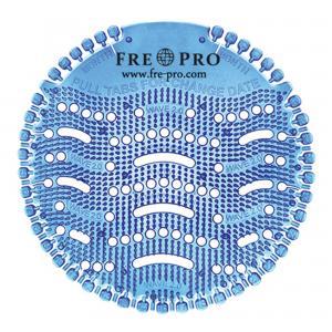 Pisoárové sitko Fre-Pro Wave 2.0 kvet bavlny (modré) 2ks