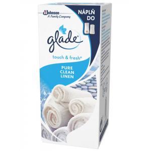 Glade Touch&Fresh NÁHRADNÁ NÁPLŇ 10ml Pure Clean/Vôňa čistoty