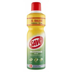 Savo PRIM dezinfekčný prostriedok s kvetinovou vôňou 1,2l