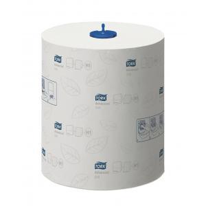 Papierové utierky v rolke 2-vrstv. TORK Matic biele jemné H1 (6ks)