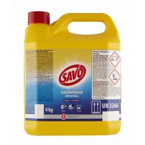 Savo Originál dezinfekčný prostriedok 4kg