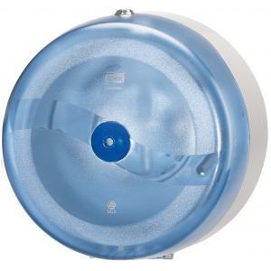 Zásobník Tork SmartOne na toaletný papier modrý