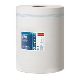 Papierové utierky v rolke 1-vrstv. TORK Reflex biele M4 (6ks)