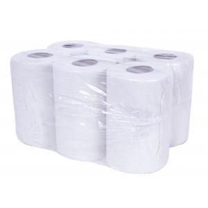 Papierové utierky v rolke 2-vrstvové KATRIN/NL Classic Roll S biele 6ks