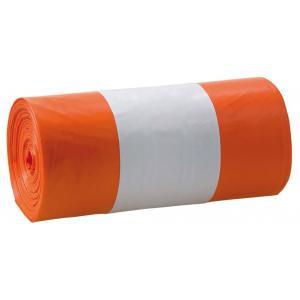 Vrecia 120l 26μ 700x1100mm 25ks oranžové