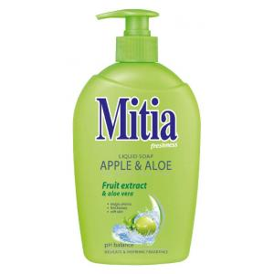 Mitia tekuté mydlo 500ml Jablko&Aloe
