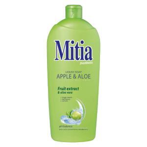 Mitia tekuté mydlo 1l Jablko&Aloe