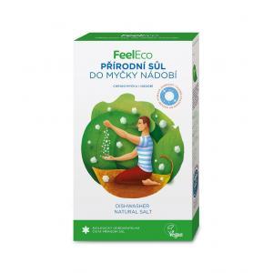 Feel Eco soľ do umývačky riadu 1kg