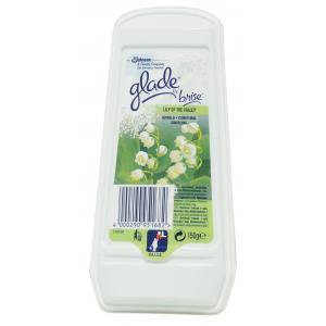 Osviežovač vzduchu Glade gel konvalinka 150 g