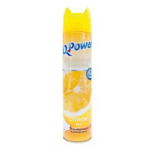 Osviežovač vzduchu Q-Power citrón 300 ml