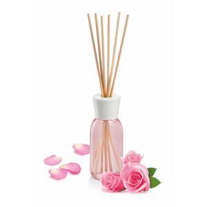 Vonný difuzér FANCY HOME 120 ml, Ružové kvety