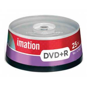 DVD+R Imation 25 ks cake 16x 4,7 GB