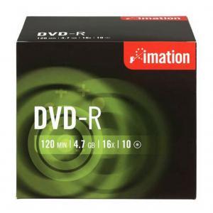 DVD-R Imation 16x 4,7 GB klasický obal