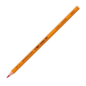 Ceruzka Koh-i-noor 3431 červená 12ks