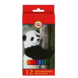 Farbičky Koh-i-noor 3552 drevené 12ks