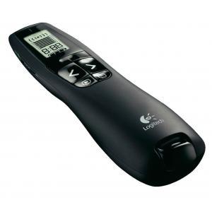 Bezdrôtový ovládač na prezentácie Logitech R700