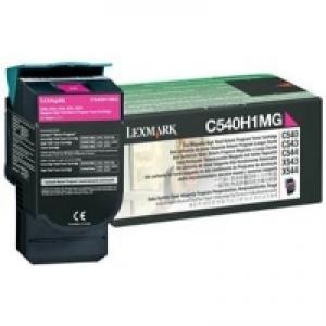 Toner Lexmark C540A1MG C540/C543/C544/X543/X544 magenta