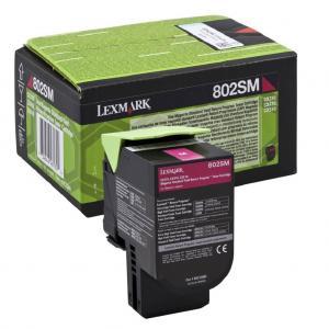 Toner Lexmark 802SM magenta CX310/CX/410/CX510