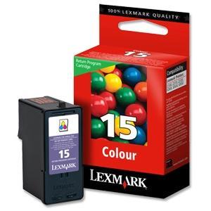 Atrament Lexmark 18C2110 #15 color