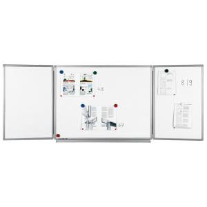 Skladacia tabuľa PROFESSIONAL 90x120 cm