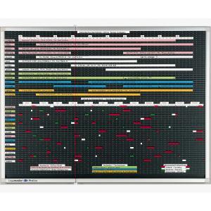 Tabuľa zasúvacia PROFESSIONAL 90x120 cm