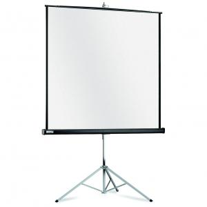 Prenosné plátno Professional 4:3 162x213cm
