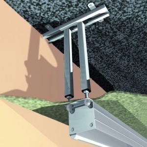 Konzoly na strop 100cm pre Premium (RF) a Prof. (CSR)