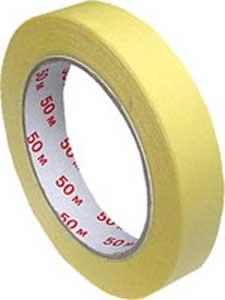 Krepová lepiaca páska 19mm x 50m