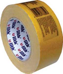 Lepiaca páska obojstranná s tkaninou 50mmx25m