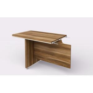 Doplnkový stôl Lenza Wels, 110×76,2×70cm, merano