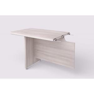 Doplnkový stôl Lenza Wels, 110x76,2x70cm, agát svetlý