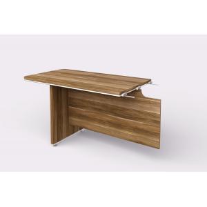 Doplnkový stôl Lenza Wels, 130x76,2x70cm, merano