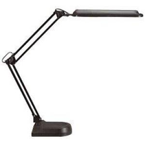 LED lampa stolová MAULatlantic čierna