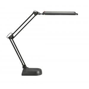 Energeticky úsporná lampa MAULatlantic so základňou čierna