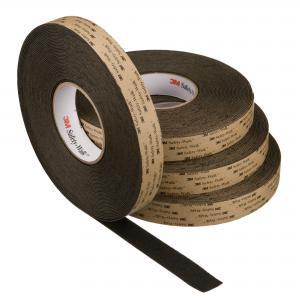 Protišmyková páska stredne hrubá 25x18,3m čierna