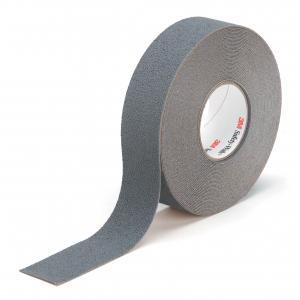 Protišmyková páska stredne hrubá 51x18,3m sivá