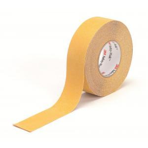 Protišmyková páska tvarovateľná 51x18,3m žltá