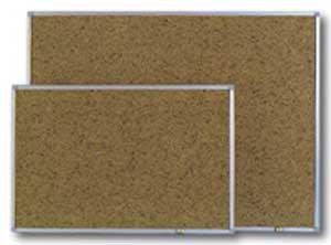 Post-it Memoboard samolepiaca tabuľa v ráme 90x120 cm hnedá
