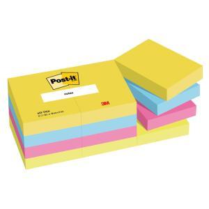 Bločky Post-it ENERGIA 31x51mm, 12x100 lístkov