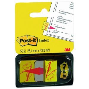 Záložky Post-it Index široké 25x43 _podpis_