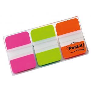 Post-it index extra silný neónové farby